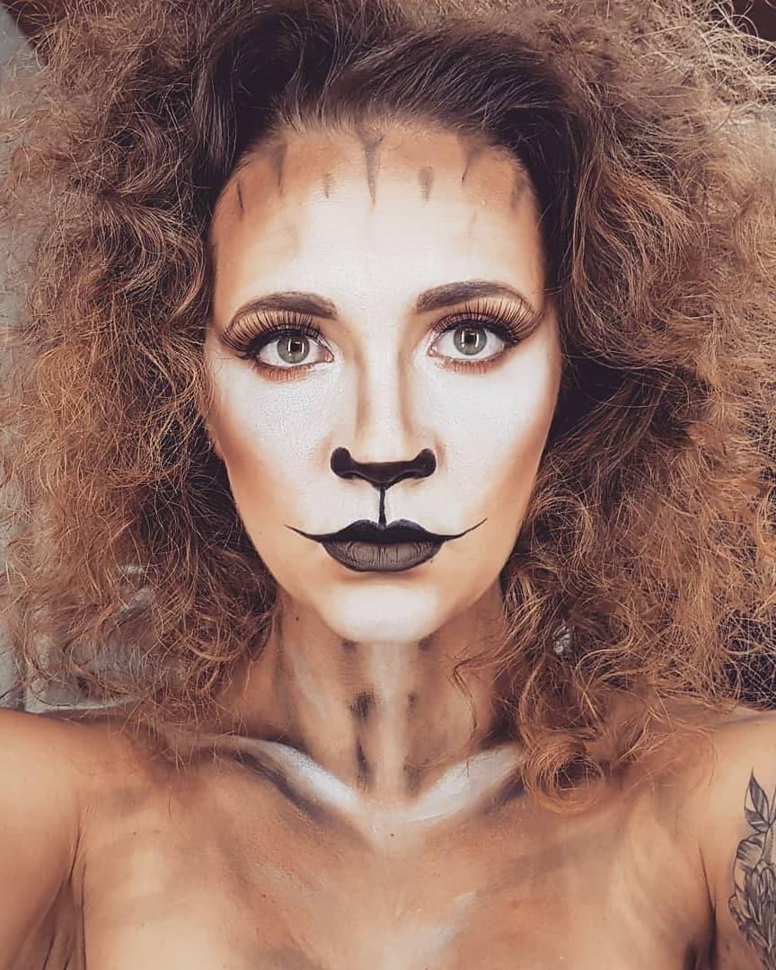 Fantasy Make-up 21