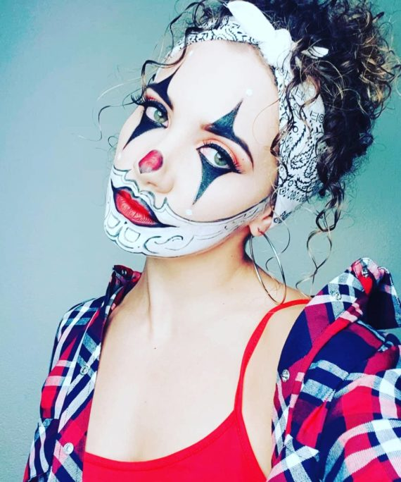 Fantasy Make-up 22