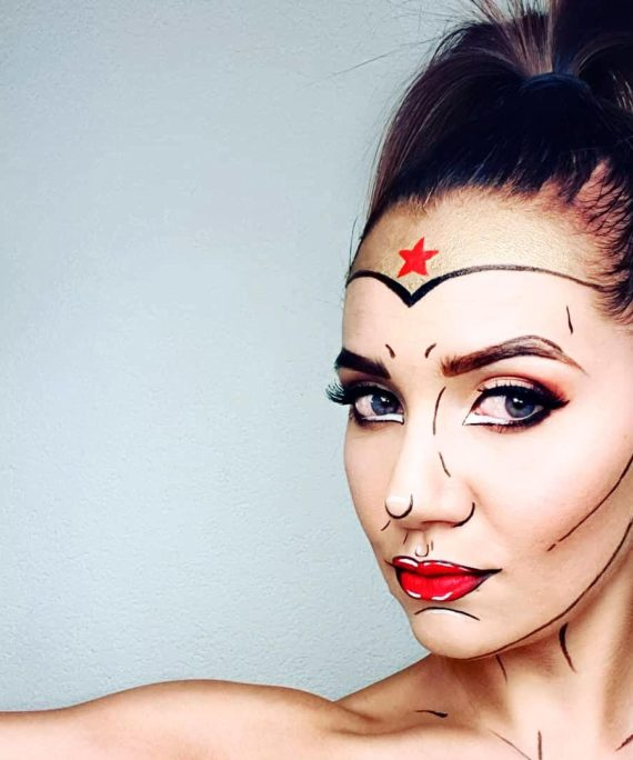 Fantasy Make-up 20