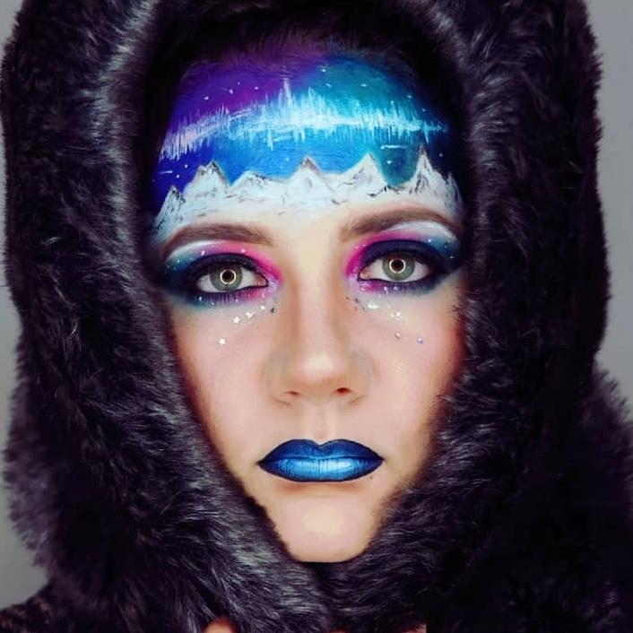 Fantasy Make-up 14