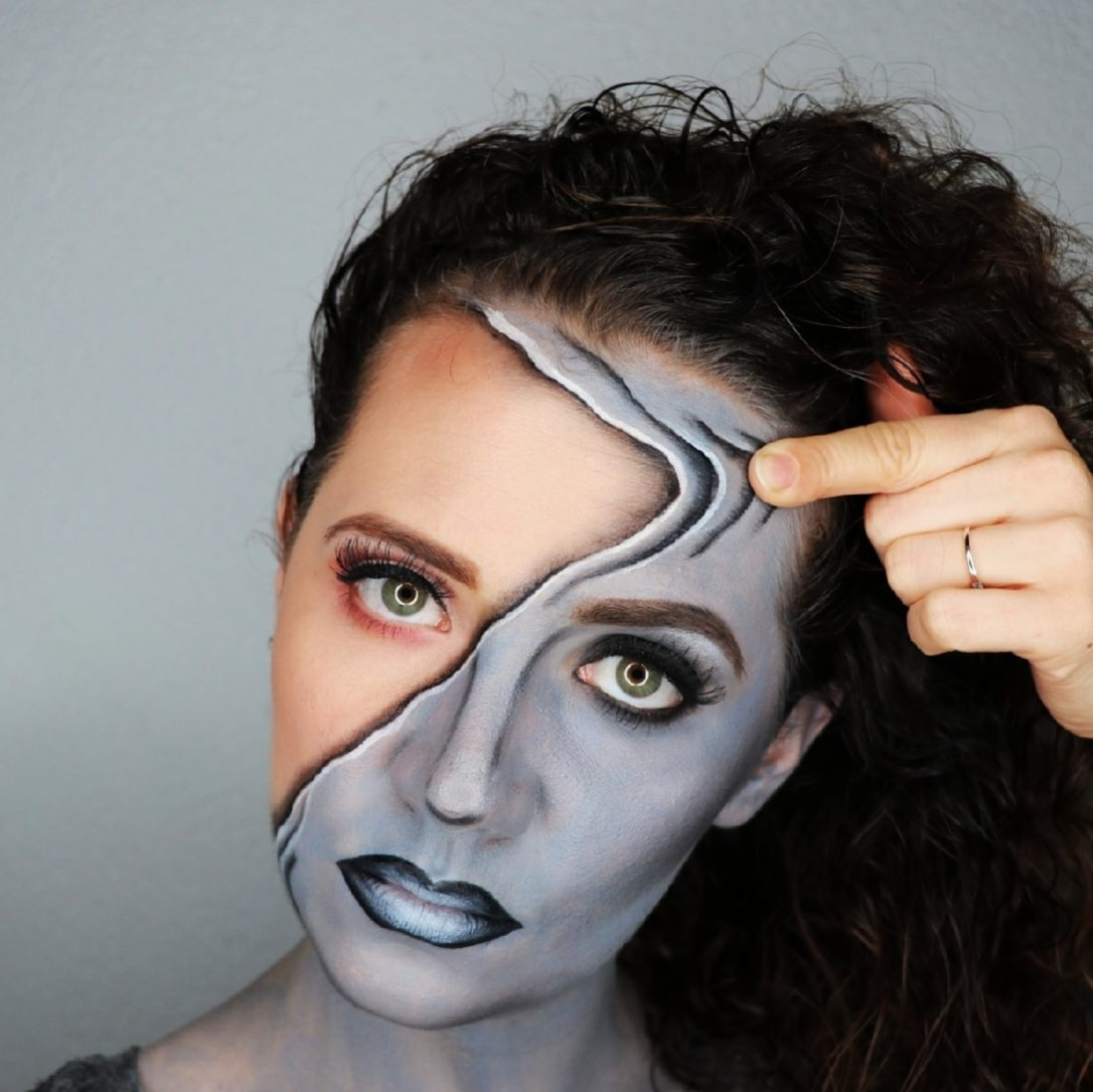 Fantasy Make-up 18