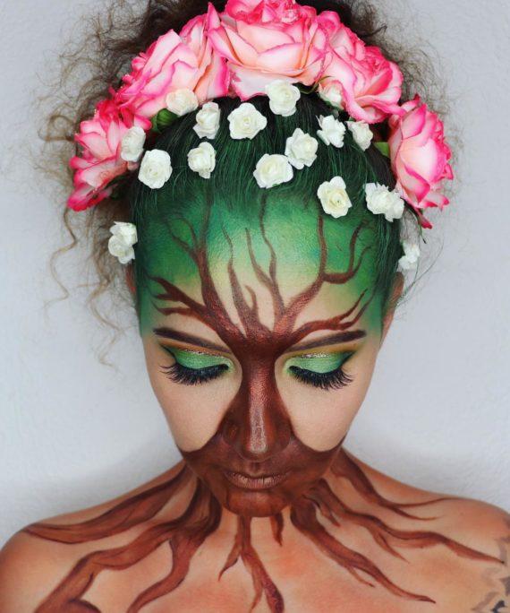 Fantasy Make-up 19