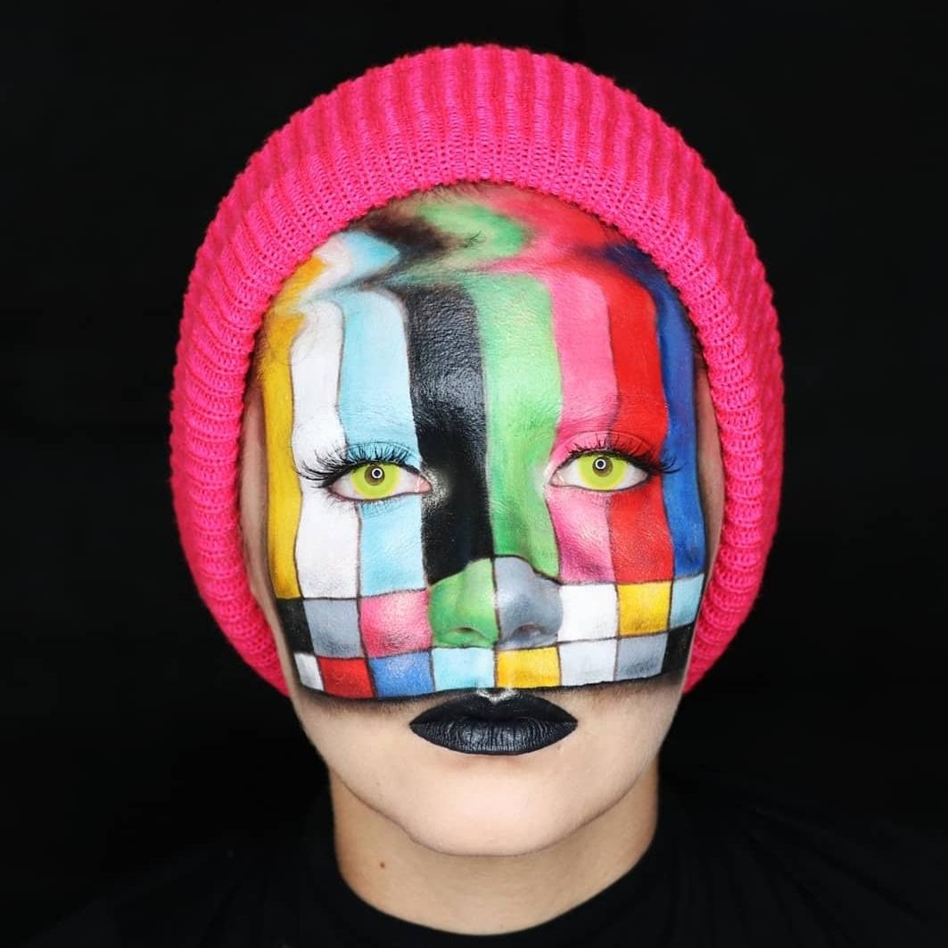 Fantasy Make-up 13