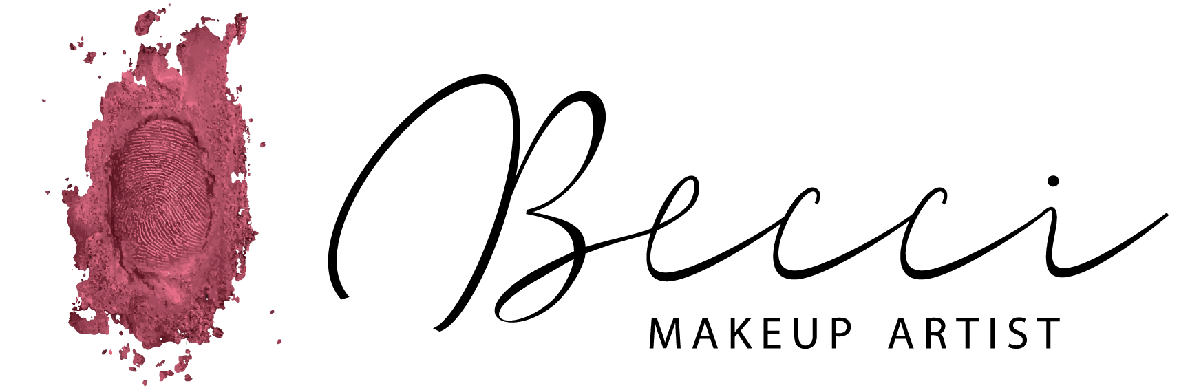 Logo Becci Makeup Artist 3