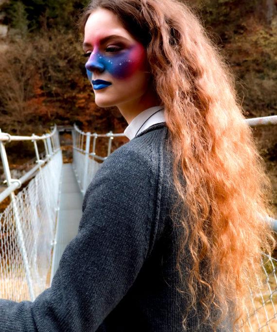 Fantasy Make-up 4