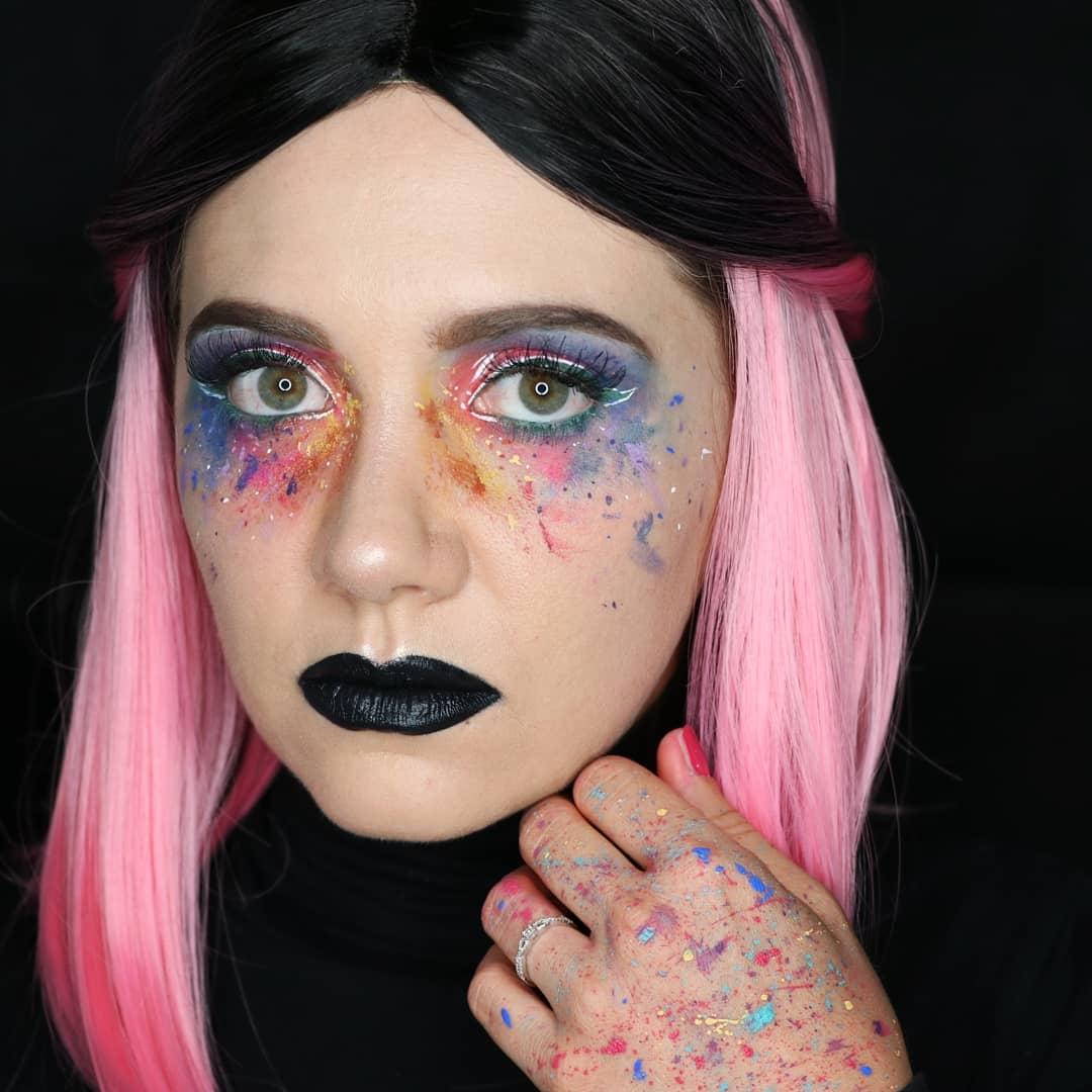 Fantasy Makeup 24 Becci Makeup Artist
