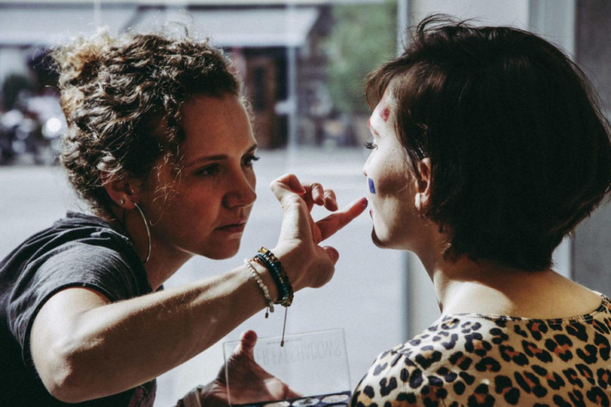Schminkberatung 2 Becci Makeup Artist