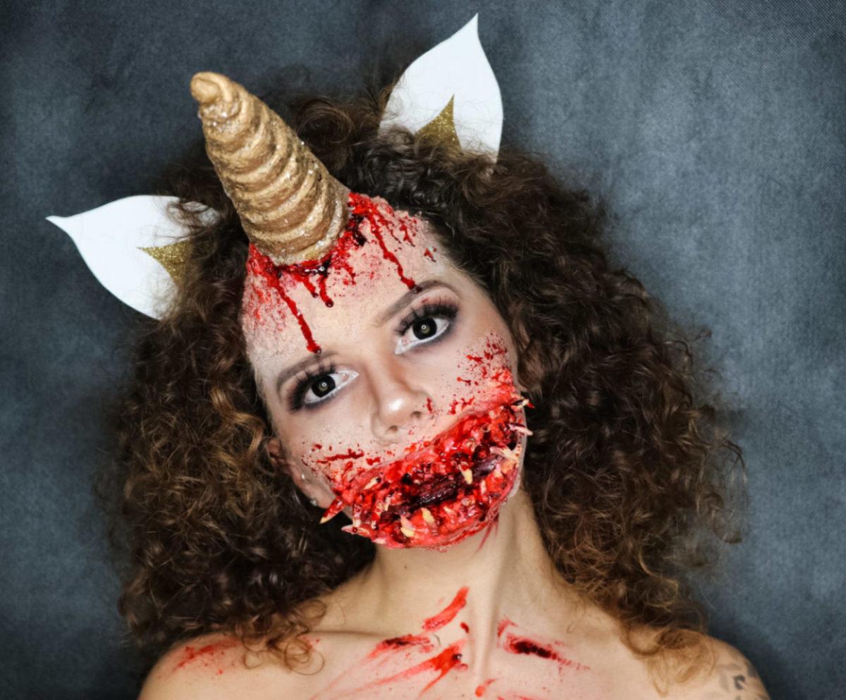 Fantasy Make-up 17