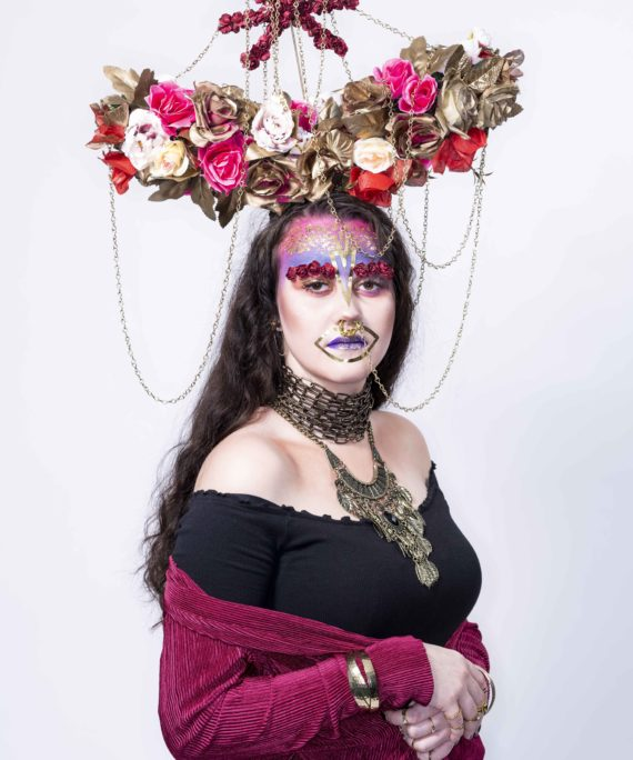 Fantasy Make-up 3