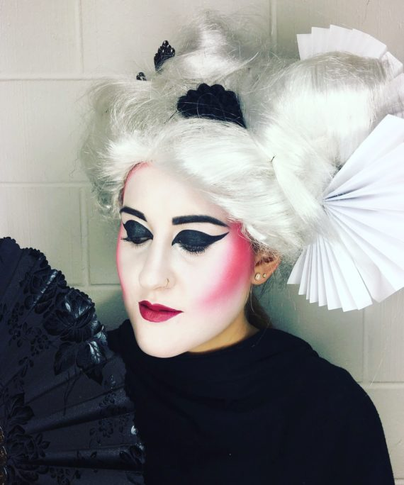 Fantasy Make-up 10