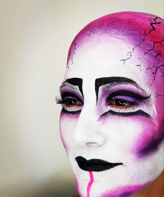 Fantasy Make-up 8