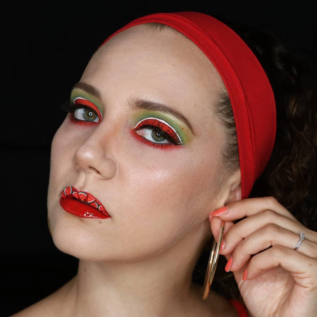 Fantasy Make-up 16