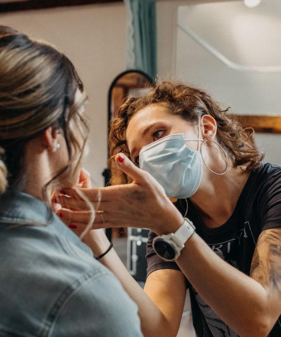Hochzeitsmakeup, Brautmakeup, Biel, Mobiler Dienst Becci Makeup Artist 2