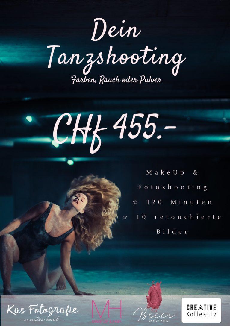 Tanzfotoshooting Biel