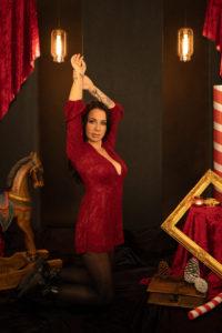 Weihnachtliche Verführung Fotoset 8